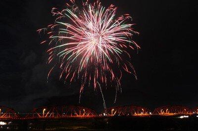 【2020年開催なし】第15回しまんと市民祭 納涼花火大会