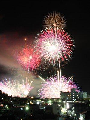【2020年開催なし】湯河原温泉海上花火大会