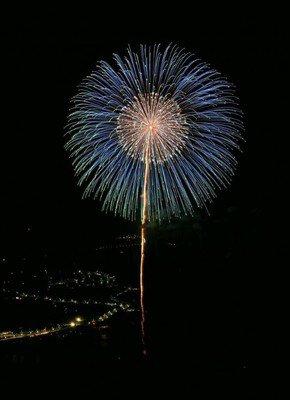 【2020年開催なし】八丈島納涼花火大会