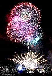市川三郷町ふるさと夏まつり 「第31回神明の花火大会」 画像(3/5)
