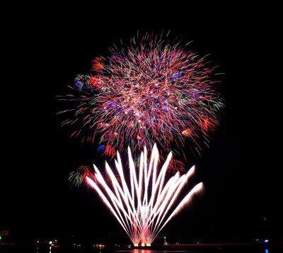 【2020年中止】第51回たどつ夏まつり 花火大会