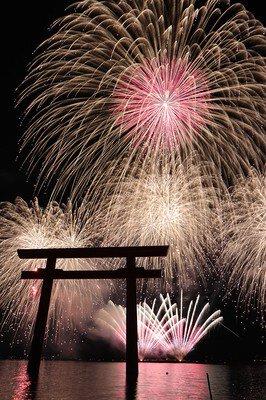 【2020年開催なし】第41回鹿嶋市花火大会
