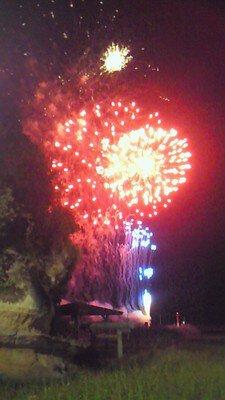 【2020年開催なし】ひたち河原子花火大会
