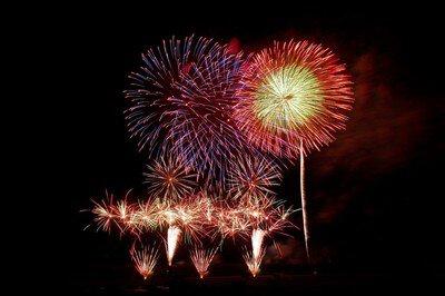 【2020年開催なし】 奥州水沢の花火大会