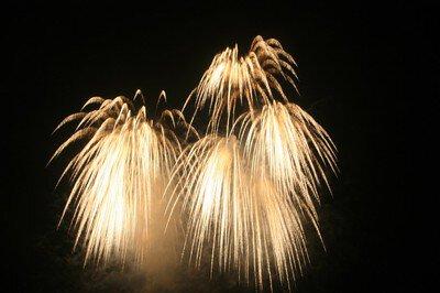 【2020年開催なし】鹿島の花火