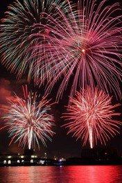 松山市制施行130周年記念 第69回松山港まつり 三津浜花火大会 画像(2/2)