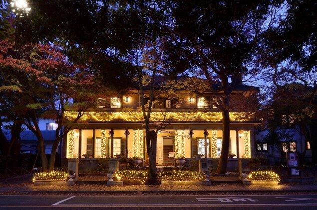 横浜山手西洋館 世界のクリスマス2019 イルミネーション