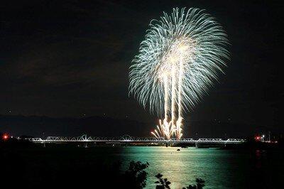 【2020年開催なし】御坊市花火大会