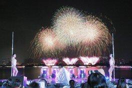 未来型花火エンターテインメント「STAR ISLAND 2019」 画像(5/5)