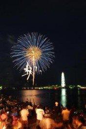 姫路港開港60周年記念 第41回姫路みなと祭 海上花火大会 画像(3/5)