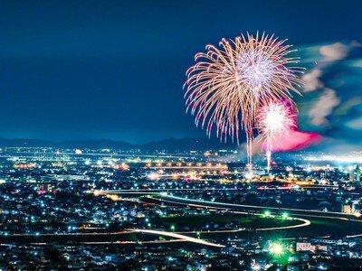 【2020年開催なし】第15回三条夏まつり大花火大会
