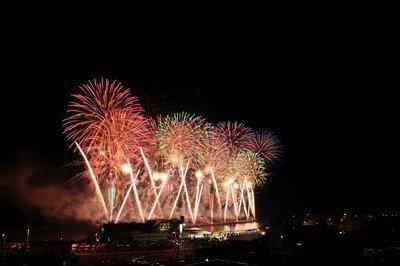 あばしりオホーツク夏まつり花火大会【2021年中止】
