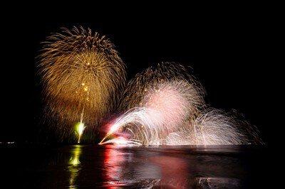 【2020年中止】寺泊港まつり海上大花火大会