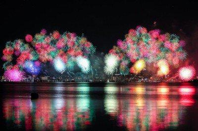 【2020年中止】2020びわ湖大花火大会