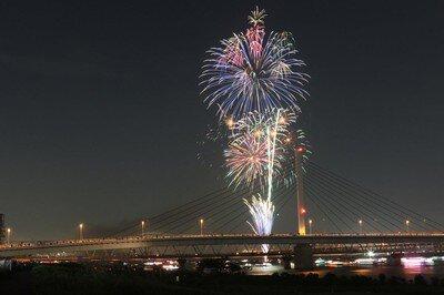 【2020年中止】第38回江東花火大会
