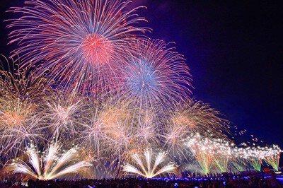 【2020年中止】若狭おおいのスーパー大火勢(おおがせ)