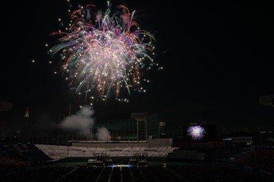 2019 神宮外苑花火大会