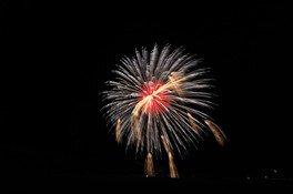 第62回宇陀市はいばら花火大会 第5回全国花火まほろば競技会 画像(4/5)