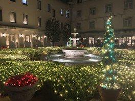 """ホテルニューグランドの今年のテーマは""""Heartwarming Moment"""""""