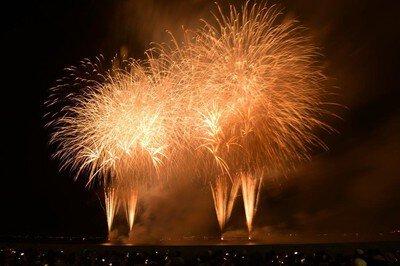 【2020年開催なし】浦安市花火大会
