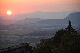 湖東三山 百済寺(国史跡)の紅葉 画像(4/4)