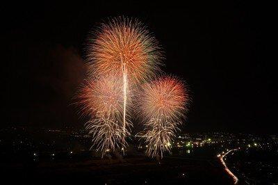 【2020年開催なし】第48回加古川まつり花火大会