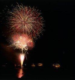 芦ノ湖夏まつりウィーク 湖水祭花火大会 画像(3/3)
