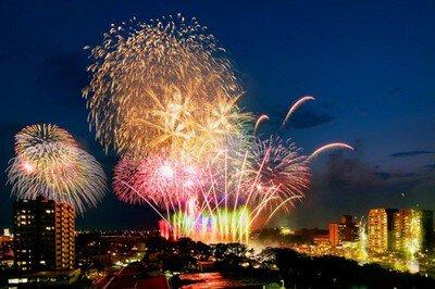 岡崎城下家康公夏まつり 花火大会【2021年中止】